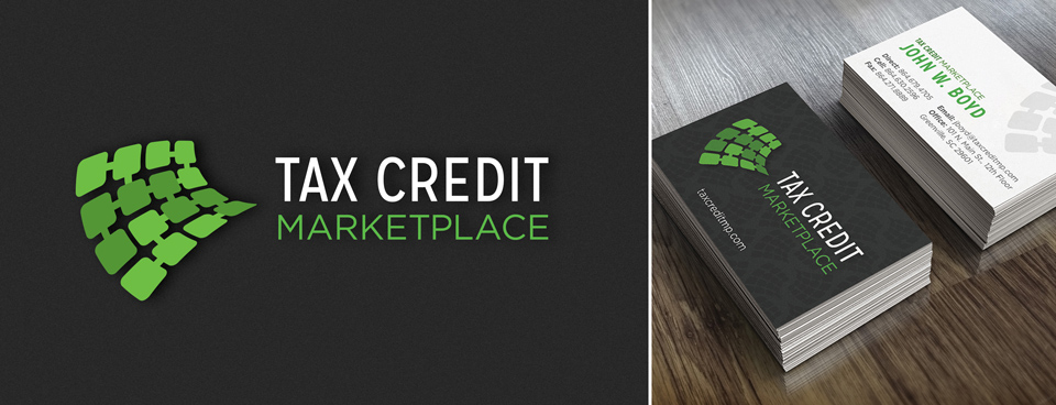 Tax Credit Marketplace | Logo Design